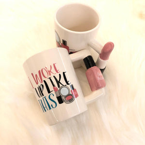 Hair & Beauty Mug