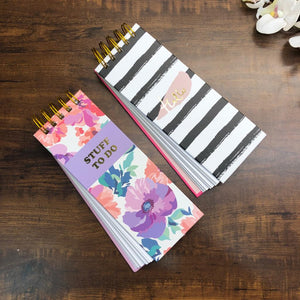 To Do list notepad diary- sale