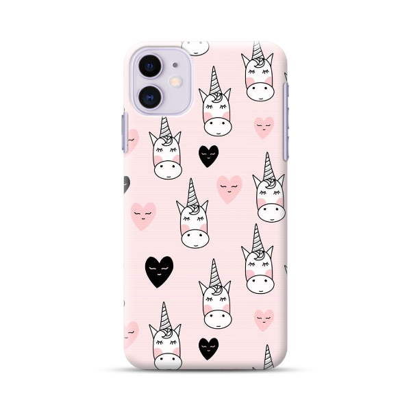 Unicorns With Heart Phone Case