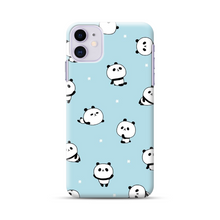 Load image into Gallery viewer, Moody Panda Phone Case with socket