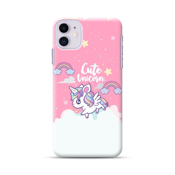 Cute Unicorn Pink Phone Case