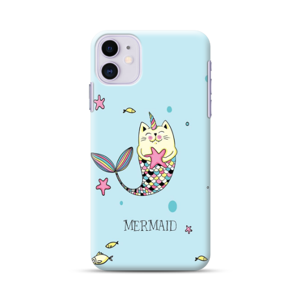 Mermaid With  Star Phone Case