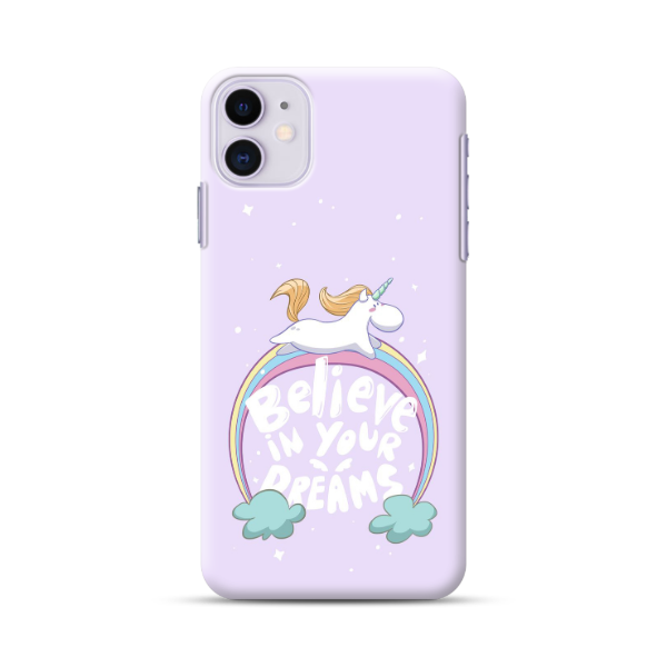 Believe In Your Dreams Unicorn Phone Case