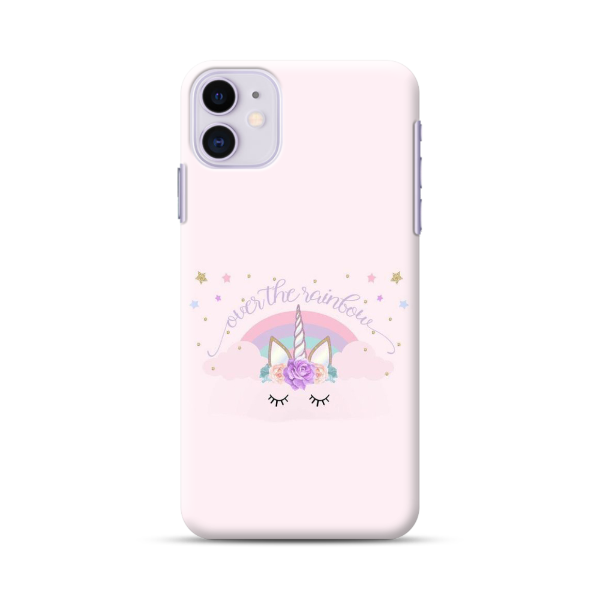 Over The Rainbow Unicorn Phone Case
