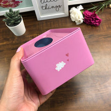 Load image into Gallery viewer, Unicorn Pink Tissue Box