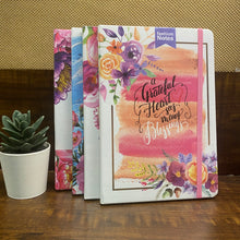Load image into Gallery viewer, Floral Quotes Hardbound Diary