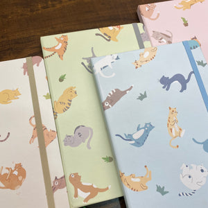 Kitty Cat Pastel Big Diary- clearance sale