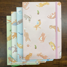 Load image into Gallery viewer, Kitty Cat Pastel Big Diary- clearance sale