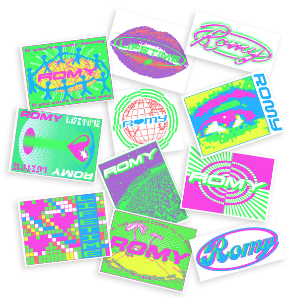 STICKER SET