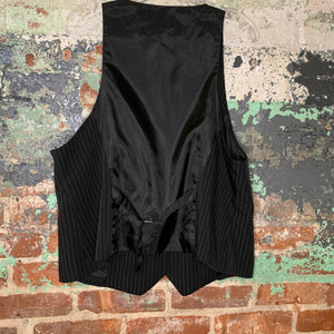 Lane Bryant Black Vest Size 18