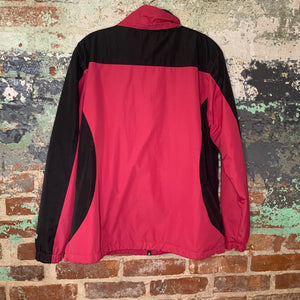 New Balance Pink and Black Jacket Size X Large