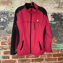 Load image into Gallery viewer, New Balance Pink and Black Jacket Size X Large