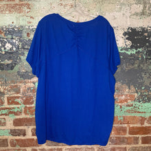 Load image into Gallery viewer, Danskin Blue Tee Size 4X Large