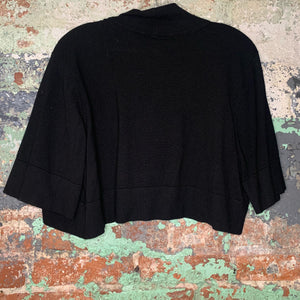 Torrid Black Shrug Size 3