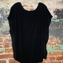Load image into Gallery viewer, Lane Bryant Black Blouse Size 26/28