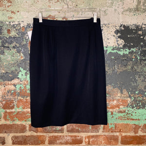 Harve Benard Black Skirt Size 8