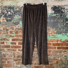 Load image into Gallery viewer, Milano Charcoal Microfiber Pants Size X Large