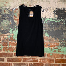 Load image into Gallery viewer, Pact Black Tank Top Size Small