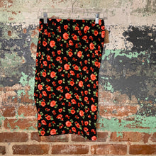 Load image into Gallery viewer, My Amelia James Floral Skirt Size Large