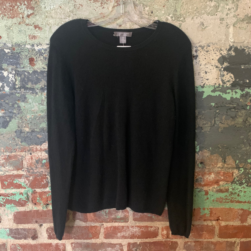 Charter Club Back Cashmere Sweater Size Medium