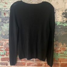 Load image into Gallery viewer, Charter Club Back Cashmere Sweater Size Medium