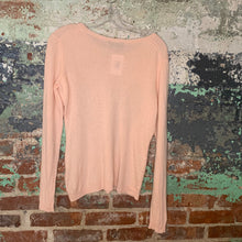 Load image into Gallery viewer, Charter Club Pink Cashmere Size M