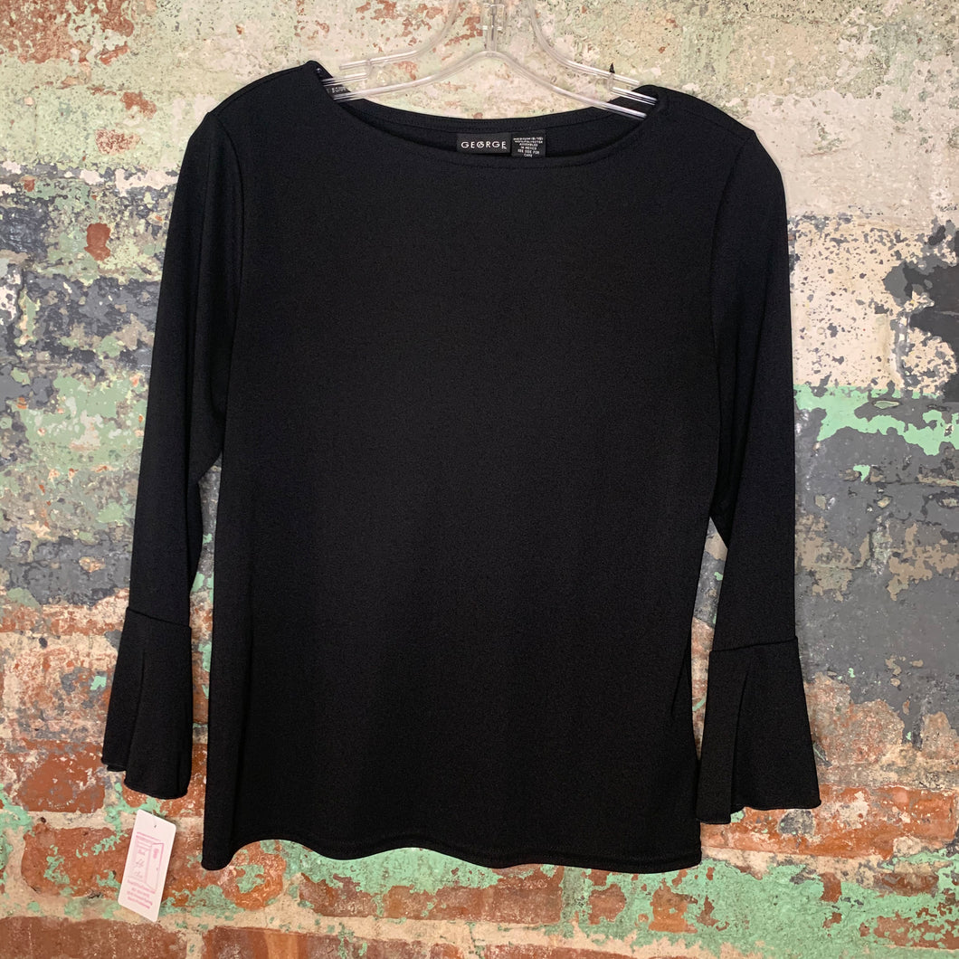George Black Top Size Medium