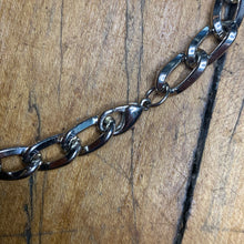 Load image into Gallery viewer, Silver Colored Link Bracelet
