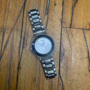 Grlien Silver Colored Watch