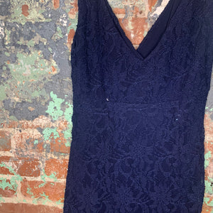 Ralph Lauren Blue Dress Size 6