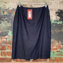 Load image into Gallery viewer, Cibeline Blue Skirt Size X Small