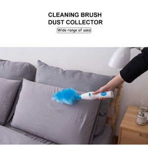 ICONELLA™ 360 Degree Electric Feather Duster Cleaning Brush