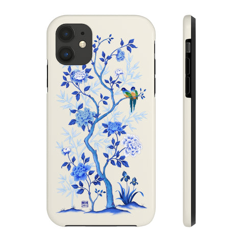 Chinoiserie Phone Cover by Chris Chun