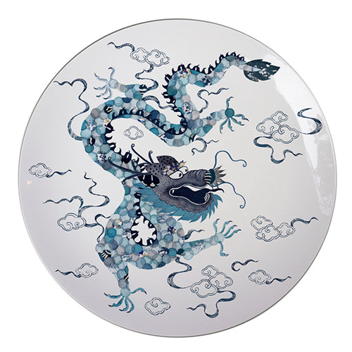 Fine Bone China Design and Decals by Chris Chun