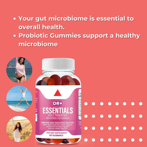 Digestive Enzymes with Probiotics and Prebiotics (60 Capsules)