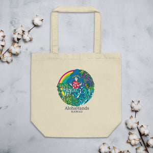 AlohaHands Original Eco Tote Bag