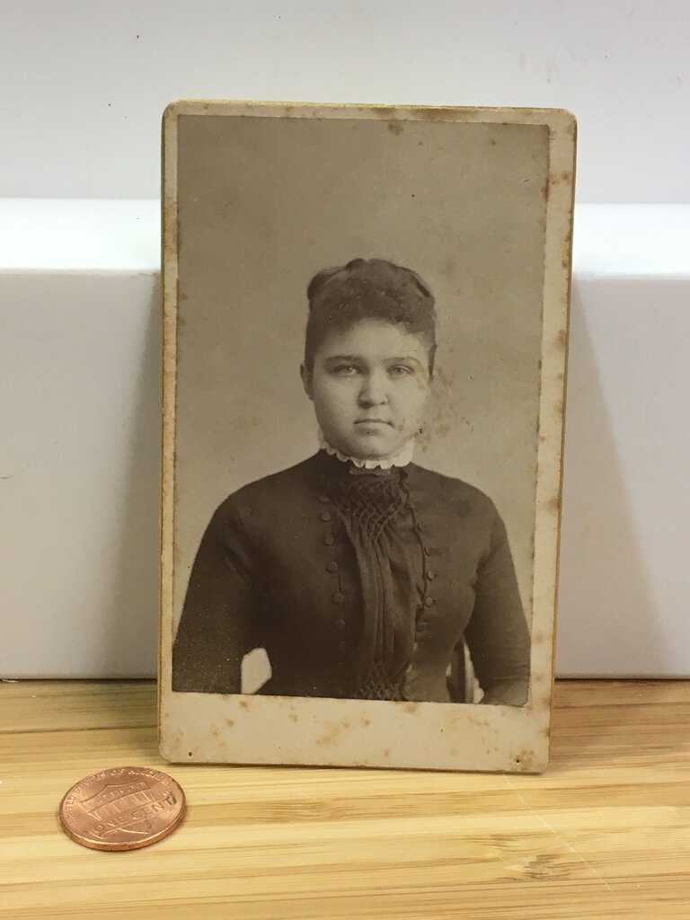Antique Woman Photo #3
