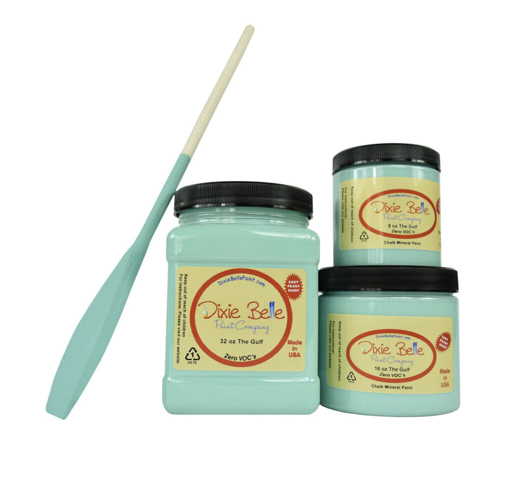 Dixie Belle Chalk Mineral Paint - The Gulf