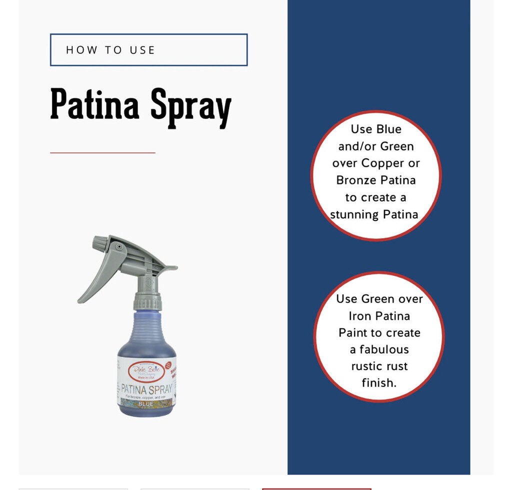 Dixie Belle Paint Co. - Patina Spray