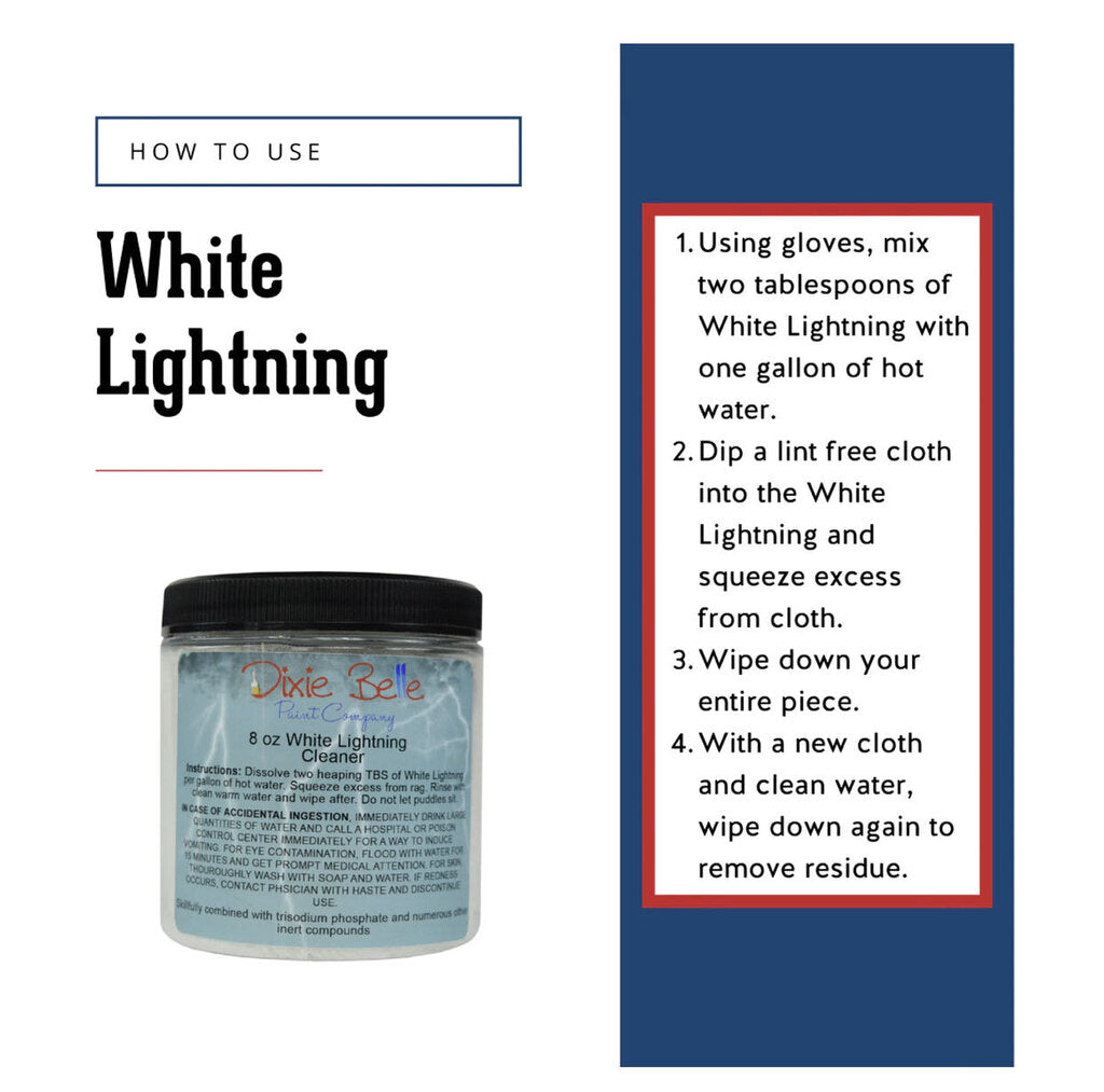 White Ligthening Cleaner