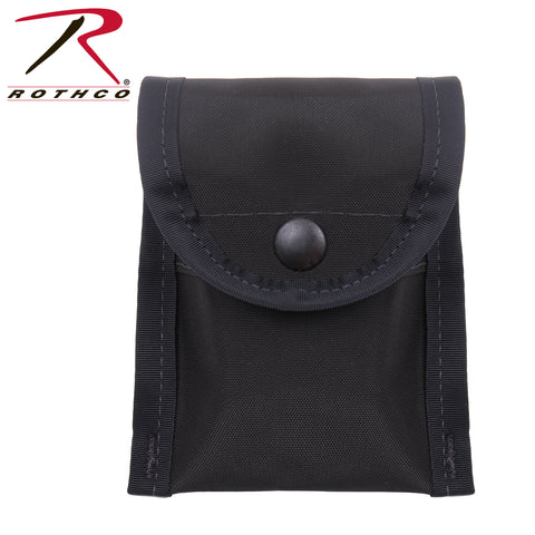 Compass nylon carry pouch.