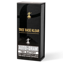 Load image into Gallery viewer, Tree Base Klear Vape Cart Battery