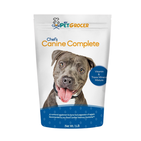 Chef's Canine Complete - 1 lb (note, improved formula)