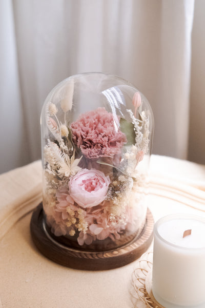 Rose Quartz Dome
