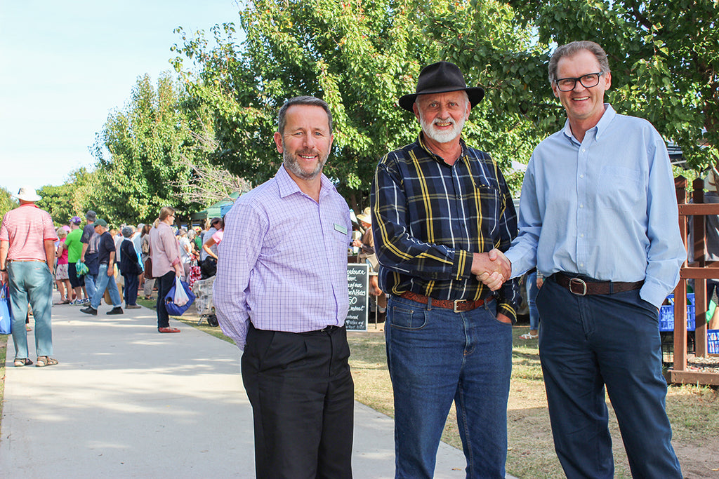 ESC Invests in Local Sustainable