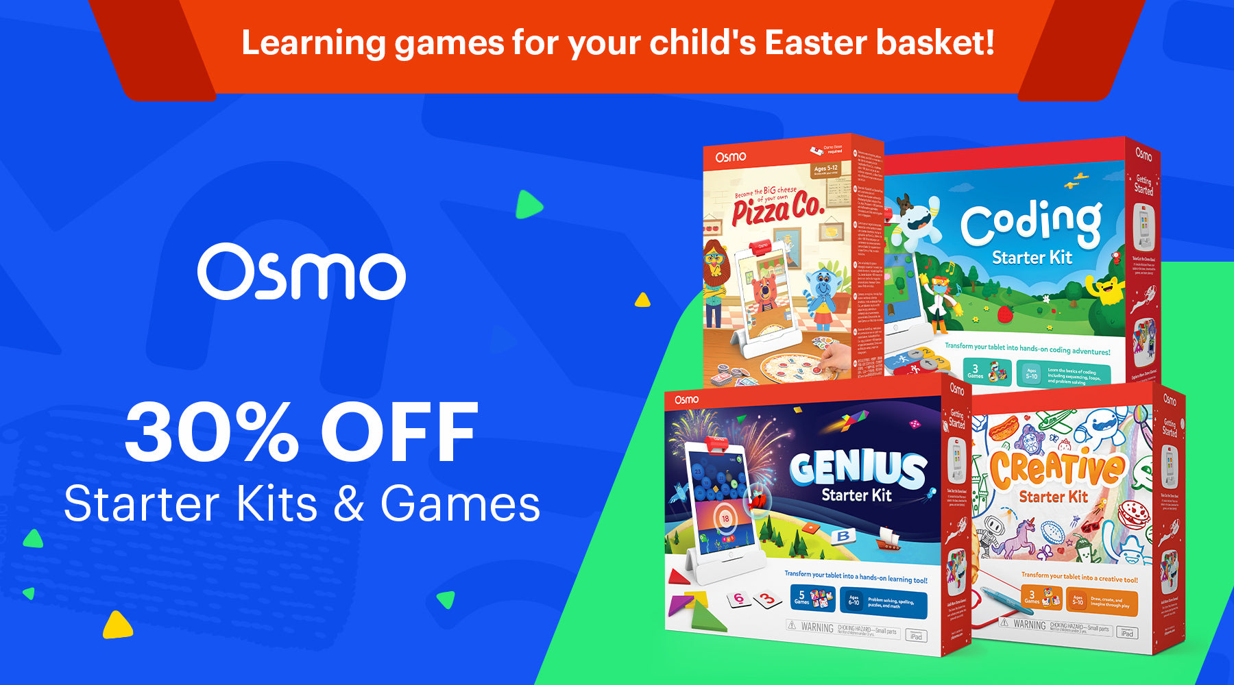Osmo 30% OFF Sale!