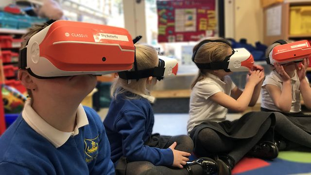 Are you interested in teaching your students about coding and virtual reality?