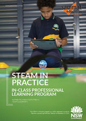 STEAM Professional Learning for Teachers