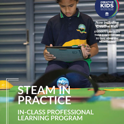 K-6 STEAM Professional Learning