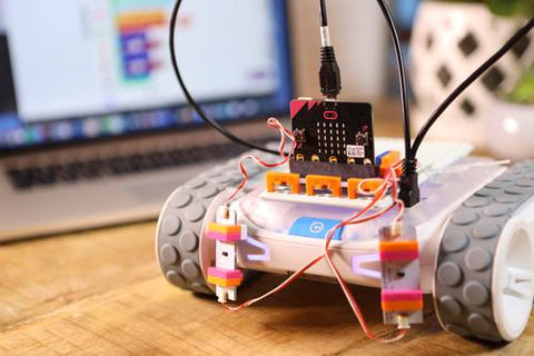 micro:bit Obstacles